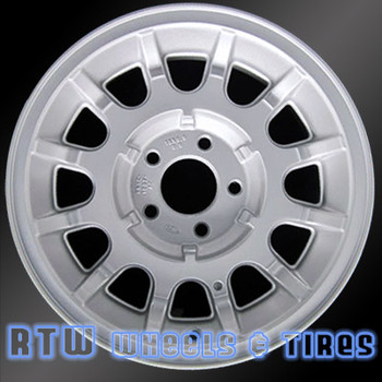 15 inch Ford Crown Victoria  OEM wheels 3264 part# F5AZ1007AB, F5AC1007AA, F5AC1007AB