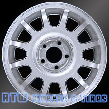 16 inch Ford Crown Victoria  OEM wheels 3268 part# YW7Z1007AA , YW731007AA