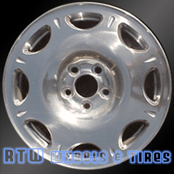 16 inch Lincoln Continental  OEM wheels 3273 part# F80Z1007BA, F80C1007BA