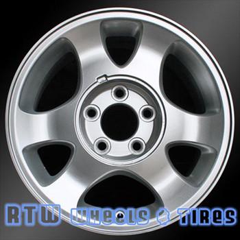15 inch Ford Mustang  OEM wheels 3304 part# F9ZZ1007HA, XR331007HA