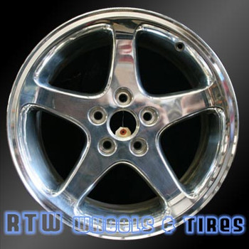 17 inch Ford Mustang  OEM wheels 3306 part# F9ZZ1007EA, XR331007EC, XR331007ED, XR331007EE