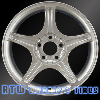 17 inch Ford Mustang  OEM wheels 3307 part# F9ZZ1007LA, XR331007LA