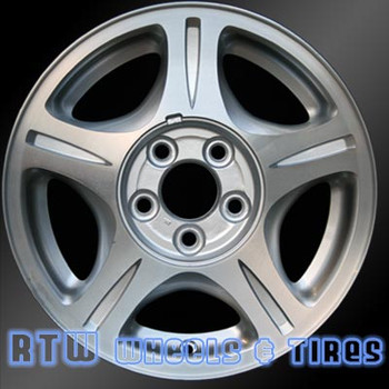 15 inch Ford  Taurus  OEM wheels 3312 part# XF1Z1007AA, XF121007AA