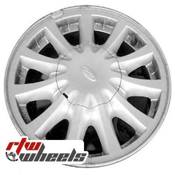 15 inch Ford Windstar  OEM wheels 3323 part# XF2Z1007CB, XF221007CB