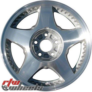 16 inch Ford Windstsar  OEM wheels 3324 part# tbd