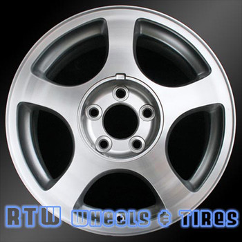 16 inch Ford Mustang  OEM wheels 3375 part# YR331007BA, YR33BA