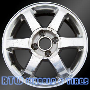 16 inch Mercury Cougar  OEM wheels 3378 part# 98BZ1007GA, 98BG1007GC, 98BG1007GD, 98BG1007GE