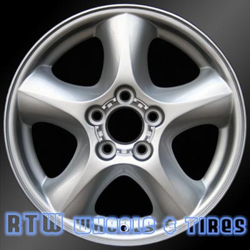 16 inch Ford  Taurus  OEM wheels 3384 part# YF1Z1007AA, 2F12AA