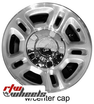 16 inch Ford Expedition  OEM wheels 3395 part# YL1Z1007AA