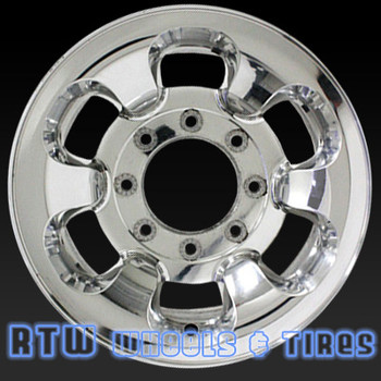 16 inch Ford Excursion  OEM wheels 3407 part# F81A1007AA, 3C3Z1007EA