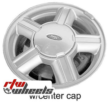 15 inch Ford Escape  OEM wheels 3427 part# 2L8Z1007AB, 2L841007AA