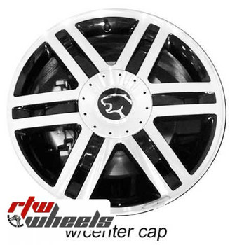 17 inch Mercury Cougar  OEM wheels 3433 part# 1S8Z1007CA