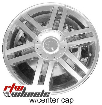 16 inch Mercury Cougar  OEM wheels 3434 part# S8Z1007AA, 1S811007AA
