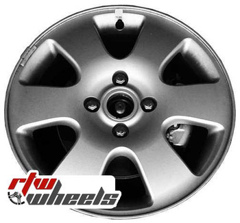16 inch Ford Focus  OEM wheels 3438 part# YS4Z1007FA, YS4Z1007GA, 1S4Z1007BA