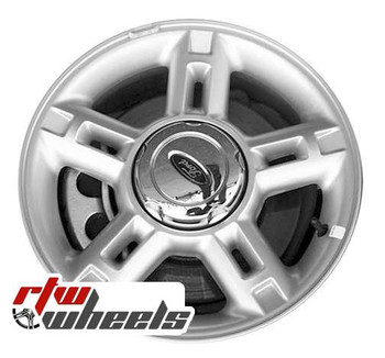 16 inch Ford Explorer  OEM wheels 3450 part# 1L2Z1007HA,1L2Z1007DA
