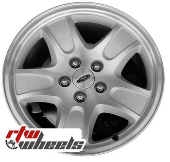 17 inch Ford Crown Victoria  OEM wheels 3471 part# 1W6Z1007AA, 1W6Z1007BA