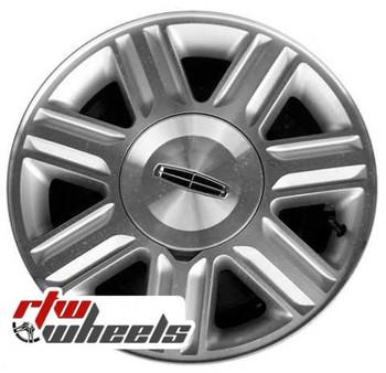 17 inch Lincoln Navigator  OEM wheels 3473 part# 2C6Z1007AA, 2C641007AA