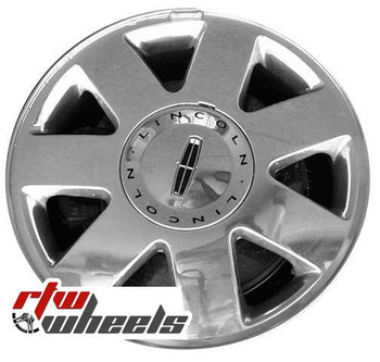 16 inch Lincoln LS  OEM wheels 3477 part# 2W4Z1007AA