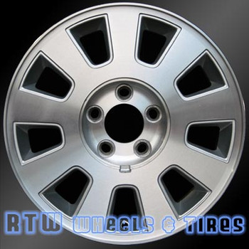16 inch Mercury Grand Marquis  OEM wheels 3496 part# 3W331007AA, 3W3D1007BA, 3W3D1007BB