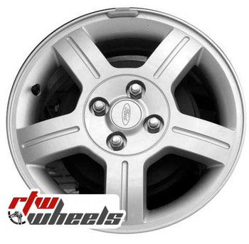 15 inch Ford Escort  OEM wheels 3499 part# 3S4Z1007AA