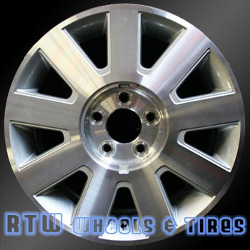17 inch Lincoln Town Car  OEM wheels 3501 part# 3W1Z1007BA, 3W131007BB