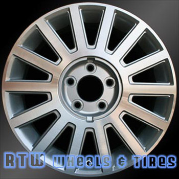 17 inch Lincoln Town Car  OEM wheels 3504 part# 3W1Z1007AA, 3W131007AA