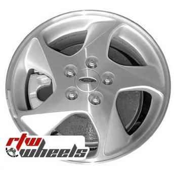 16 inch Ford  Taurus  OEM wheels 3505 part# 2FIJ1007AA