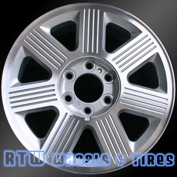 17 inch Lincoln Aviator  OEM wheels 3510 part# 2C5Z1007AA , 2C541007AD, 2C541007AE, 2C541007AF