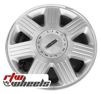 17 inch Lincoln Aviator  OEM wheels 3510 part# 2C5Z1007AA