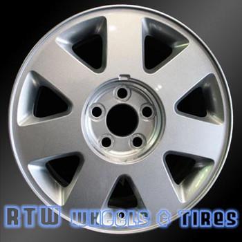 16 inch Lincoln LS  OEM wheels 3512 part# 3W431007AA