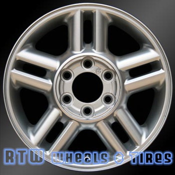 17 inch Ford Expedition  OEM wheels 3517 part# 2L1Z1007AB, 2L141007AA, 2L141007AB