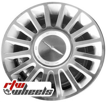 17 inch Ford Thunderbird  OEM wheels 3532 part# tbd