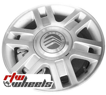 16 inch Mercury Sable  OEM wheels 3539 part# 4F4Z1007AA