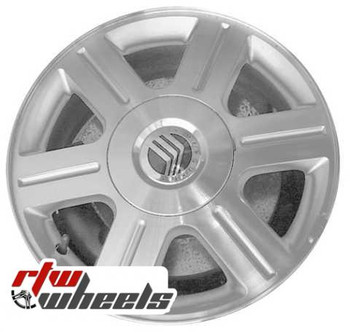 16 inch Mercury Monterey  OEM wheels 3540 part# 3F2Z1007DA