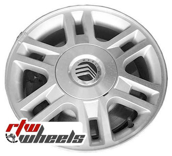 16 inch Mercury Monterey  OEM wheels 3541 part# 3F2Z1007HA