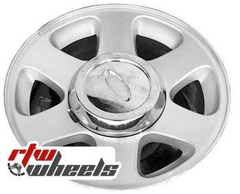 16 inch Ford Van Econoline  OEM wheels 3552 part# 4C241007AA