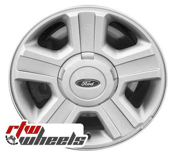 17 inch Ford F150  OEM wheels 3554 part# 4L3Z1007AA