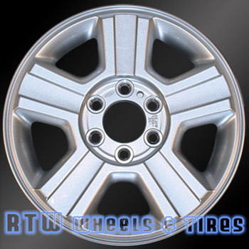 17 inch Ford F150  OEM wheels 3554 part# tbd
