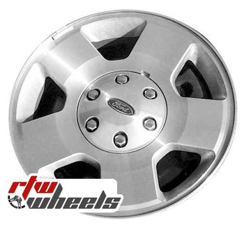 17 inch Ford F150  OEM wheels 3556 part# 4L3Z1007GB
