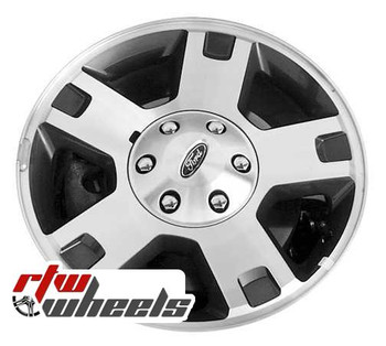 18 inch Ford F150  OEM wheels 3560 part# 4L3Z1007CA