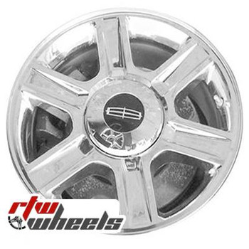 17 inch Lincoln Aviator  OEM wheels 3563 part# 2C5Z1007DA, 2C541007DA, 2C541007DB