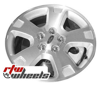 17 inch Ford Freestyle  OEM wheels 3571 part# 5F9Z1007AA