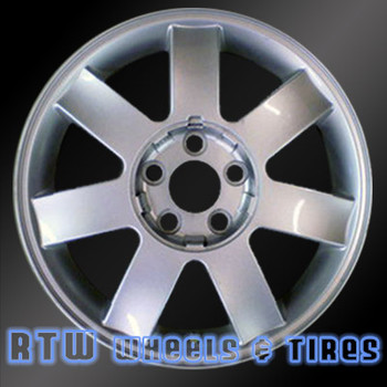 17 inch Ford Freestyle  OEM wheels 3572 part# tbd