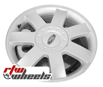 17 inch Ford Freestyle  OEM wheels 3572 part# 7F9Z1007A