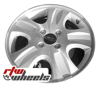16 inch Ford Focus  OEM wheels 3577 part# 5S4Z1007BA, 5S431007BA
