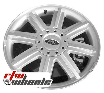 18 inch Ford 500  OEM wheels 3581 part# 5G1Z1007BA