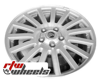 18 inch Mercury Montego  OEM wheels 3582 part# 7T5Z1007A