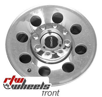 17 inch Ford F250 F350  OEM wheels 3599 part# 5C3Z1007AA