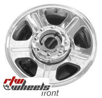 18 inch Ford F250 F350  OEM wheels 3603 part# 5C3Z1007MA
