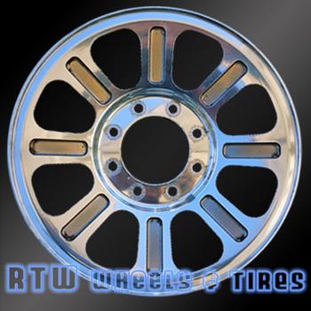 18 inch Ford F250 F350  OEM wheels 3604 part# 5C3Z1007NA, 5C341007NB